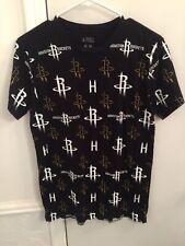 Mens Houston Rockets Shirt Size M