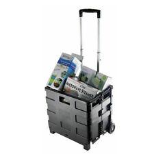 Trolley Mate foldabl Shopping Cart tronco organizar almacenamiento de Arranque Coche Auto Maleta