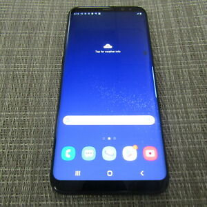 SAMSUNG GALAXY S8+, 64GB - (VERIZON) CLEAN ESN, WORKS, PLEASE READ!! 40510