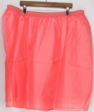 Polyester A-Line Knee-Length Plus Size Skirts for Women