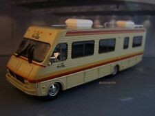 1986 Fleetwood Bounder Motorhome Camper 1/64 scale diecast collectible model