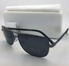 95b506a136de POLAROID Sunglasses PLD 2029 S KJ1 C3 58-15 Dark Ruthenium Aviator w