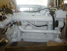 Cummins 6BTA 250HP Marine/industrial applications diesel/transmission