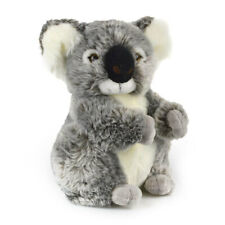 Korimco Kids 28cm Children Small Koala Kalypso Plush Animal Soft Stuffed Toy GRY
