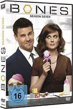 BONES - Die Knochenjägerin, Season 7 (4 DVDs) NEU+OVP