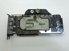 Nvidia TITAN XP PASCAL 12GB Graphics Card | 4K KING | with EKWB LIQUID BLOCK