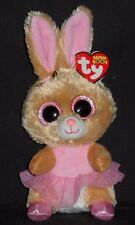 """TY BEANIE BOOS – TWINKLE TOES the 6"""" BUNNY - MINT with MINT TAGS"""