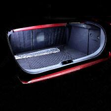 2 ampoules à LED smd blanc  éclairage du coffre à bagage pour Alfa Romeo 147