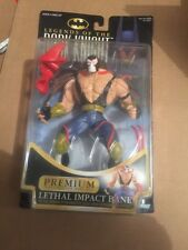 Legends of the Dark Knight 1996 Kenner Lethal Impact Bane Action Figure