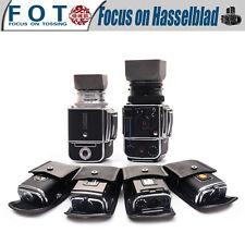 Hasselblad Roll Film Magazine case(Caw Leather ) C12C16C24A12A16A24E12E24