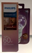 Sonderposten Philips Dimmable LED E27 LED-Lampe Warmweiß Dimmbar A+
