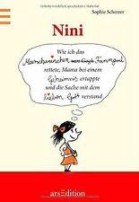Nini von Sophie Scherrer | Buch | Zustand gut