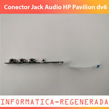 Conector Jack Audio HP Pavilion dv6