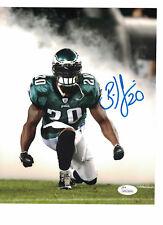 Brian Dawkins Autographed Signed 8x10 Photo w JSA COA Eagles Broncos