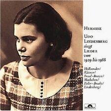 UDO LINDENBERG - HERMINE  CD  14 TRACKS DEUTSCH-ROCK & POP  NEW+