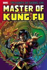 Shang-Chi: Master of Kung-Fu Omnibus Vol. 2, Moench, Doug, Gulacy, Paul, Goodwin