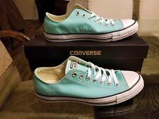 Converse Chuck Taylor All Star Aruba Blue 130118F Shoes Size Men 10 Women 12 New