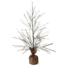 "RAZ Imports~24"" Christmas PVC Pine Tree In Bag~Country/Vintage/Victorian/Retro"