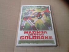 MAZINGA CONTRO GOLDRAKE DVD Stormovie NUOVO SIGILLATO RARO
