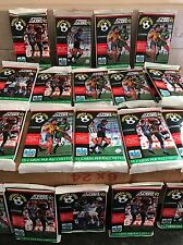 (120)1992 Score Soccer Football Unopened Trading Card Packs -15 Cards Each Pack