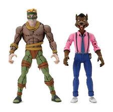 Neca Turtles Actionfiguren Doppelpack Rat King & Vernon 18 cm