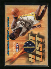 JERMAINE ONEAL 2004/05 04/05 SKYBOX HOOPS HOT LIST GAME USED WORN JERSEY AD8469