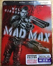 MetalPak MEL GIBSON Mad Max Blu-ray + Digital Copy (35th anniversary edition)