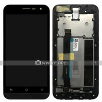 "5"" ASUS Zenfone 2E Z00D AT&T LCD Display Touch Screen Digitizer Assembly Frame"