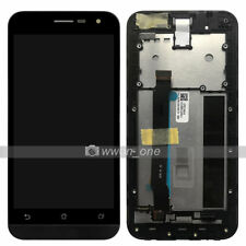 """5"""" ASUS Zenfone 2E Z00D AT&T LCD Display Touch Screen Digitizer Assembly Frame"""