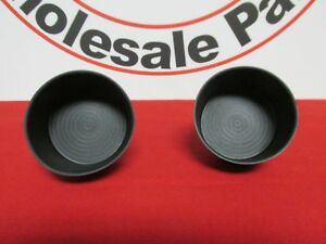 Dodge Ram Center Console Cup Holder Black Rubber Insert Set of 2 NEW OEM MOPAR