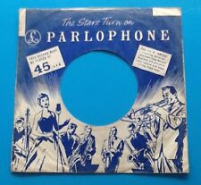 Ten Replicas Of Original Early Parlophone Label,  Record Sleeve, Pack Of 10
