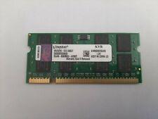 Kingston- KVR800D2S6/2G -2 GB-PC-6400-SODIMM 200-PIN-DDR2-SDRAM