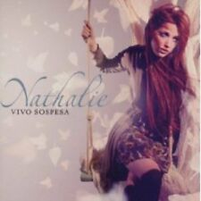 NATHALIE - VIVO SOSPESA  CD POP-ROCK ITALIANA