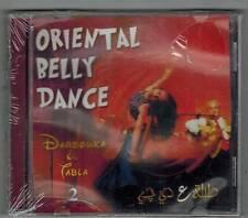 Bauchtanz CD - Oriental Belly Dance - Darbouka & Tabla