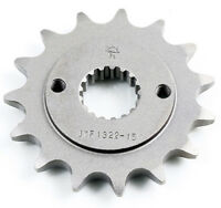 JT 520 Pitch 15 Tooth Front Sprocket JTF1322.15 for Honda XR400R 1996-2004