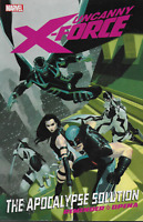 Uncanny X-Force Vol 1: Apocalypse Solution by Remender & Opeña 2011 TPB Marvel