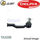 TIE ROD END FOR FORD MAZDA RANGER ET MD25TI WL T WLAA WEC WL D29UYT F2R4 DELPHI