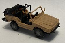 Roco VW Iltis sandfarben Geländewagen ähnlich Bundeswehr Jeep