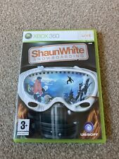 Shaun White Snowboarding (Microsoft Xbox 360, 2008)