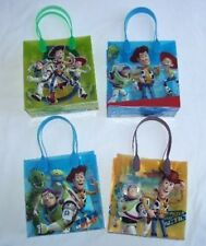 12 Disney Pixar Toy Story 3 Party Favor Goody Gift Bags Child's Birthday Supply