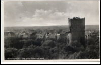 WILHELMSHAVEN 1939 Turm Grüne Stadt am Meer Nordsee