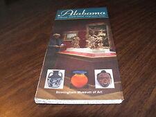 2005-2006 ALABAMA OFFICIAL HIGHWAY MAP VERSION #1