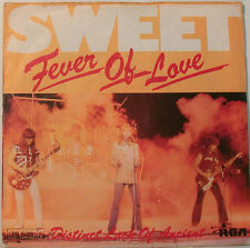 "Sweet - febbre Of Love - Distinti LACCA of Ancient 7 "" SINGLE (F940)"