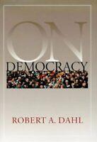 On Democracy by Dahl, Robert Alan