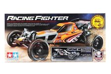 Tamiya 47347 1/10 RC Buggy DT03 Racing Fighter Metallic Chrome Special w/ESC