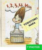 HUGE Yoshitomo Nara Illustratd 250 pict. 2010 book Japanese artist Nobody's Fool