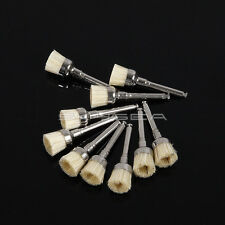 200pcs Dental Polishing Prophy Brush polishing Brush Pulido Prophy del cepillo