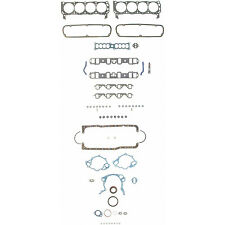 Ford 302 5.0 5.0 Fel-Pro Full Engine Gasket Set Kit Head Gaskets 1986-1990