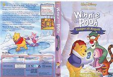 WINNIE THE POOH DVD WALT DISNEY Cartone animato TEMPO DI REGALI abbin.MONDADORI