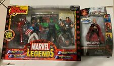 Marvel Legends YOUNG AVENGERS Box Set  Black Queen - SEALED - 2006 Toy Biz - NEW